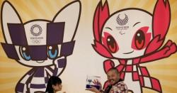 Presentan a las mascotas de Tokyo 2020