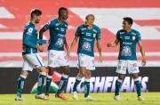 Ángel Mena vuelve al camino del gol en el fútbol mexicano