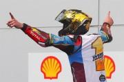 Binder gana pero el título mundial es para Alex Márquez