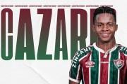 Fluminense confirmó fichaje de Cazares