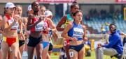 """Glenda Morejón: """"Lo que nos diferencia es la mentalidad al competir"""""""