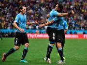 Suárez, Godín y Cavani vuelven a la selección para última fecha FIFA del año