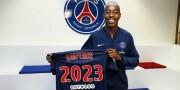 Kimpembe prolonga su contrato con el PSG hasta 2023