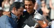 """Toni Nadal: """"Rafael es el máximo favorito para ganar los títulos que vienen"""""""