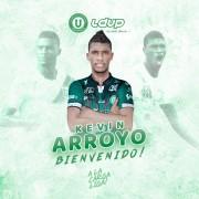 Kevin Arroyo, nuevo jugador de la 'Capira'