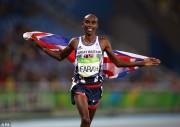 Mo Farah anuncia su regreso a la pista para los Juegos de Tokio