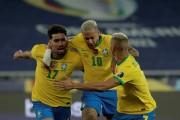 Definidas las semifinales de la Copa América