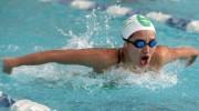 Ecuatoriana Samantha Arévalo pasará del mar abierto a las piscinas