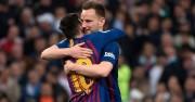 """Rakitic sobre Messi: """"Nuestro capitán se pone delante y nosotros le seguimos"""""""