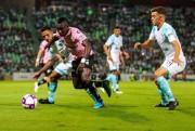 'Culebra' y Torres, titulares en eliminación de Santos