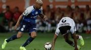John Narváez la pasó mal ante Palmeiras