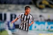 Dramática victoria de Atlético Mineiro con minutos para Franco