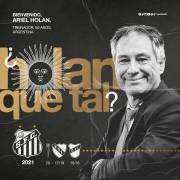 Ariel Holan, nuevo DT del Santos