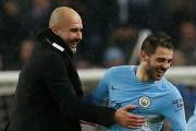 Guardiola defiende a Bernardo Silva, acusado de racismo