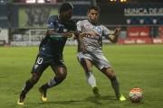 Gaibor no jugó frente a Montevideo y su salida es inminente
