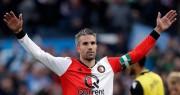 Robin van Persie cuelga las botas en el Feyenoord, el club que lo vio nacer