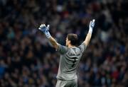 """Casillas agradece """"emocionado"""" el cariño"""