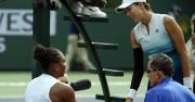 Muguruza siente que el triunfo ante Serena Williams no fue completo