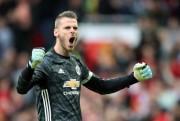De Gea, el extranjero con más partidos en la historia del Manchester United