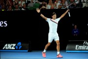 Federer como Nadal, imbatido en octavos