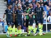 Manchester City remonta al Brighton y gana su sexta Premier League