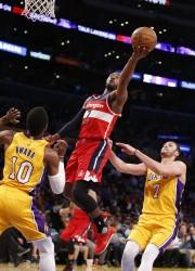 Wizards, primer título de división en 38 años; Kerr, nueva marca (Resumen)