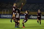 Ferroviaria elimina a Cerro y espera en la final al Corinthians o el América