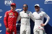 Hamilton saldrá desde la 'pole' en Le Castellet