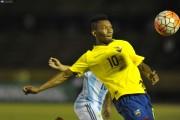 Bryan Cabezas, cerca del Independiente de Avellaneda