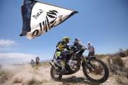 Fiambalá, la última gran prueba para los pilotos del Dakar antes de la meta