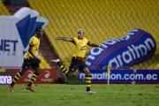(4-2) Goleada amarilla en el Monumental Banco Pichincha