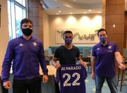 Orlando City anunció a Alexander Alvarado