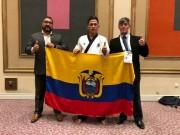Un campeón mundial con discapacidad abre las puertas de Ecuador al taekwondo
