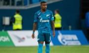 Malcom se suma a la pretemporada invernal del Zenit tras lesión