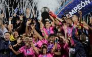 El campeón Sudamericano inicia su pretemporada con buen ánimo