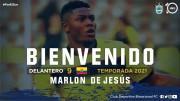 Marlon de Jesús jugará en Binacional pese a desmentir anuncio oficial