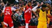 Raptors recuperan mejor marca en la NBA; nuevo triple-doble de Westbrook (Resumen)
