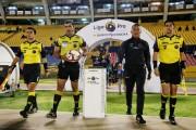 Quiroz y Zambrano, castigados por las finales de Copa Ecuador