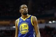Durant se perderá el cuarto partido; Thompson vuelve y se recupera Looney