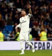 """Ramos: """"Llegar a 100 goles es especial"""""""