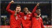 El Bayern vuelve a entrenar en grupo y empieza a pensar en el Union