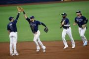 Astros amplían su ventaja; Bravos la inician; Rays la empatan (Resumen)