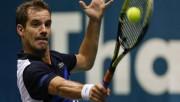 Richard Gasquet no jugará el Open de Australia por una pubalgia