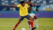 Ecuador debutó con derrota en la Copa América