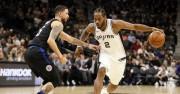 Spurs traspasan a Leonard a Raptors por DeRozan, Poeltl y primera selección