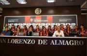 San Lorenzo lanza el primer equipo femenino de fútbol profesional argentino