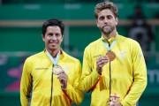 Quiroz y Escobar logran el oro panamericano en dobles