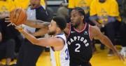 """Curry: """"Hay que quitarse la gorra ante los jugadores de los Raptors"""""""
