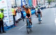 El ecuatoriano Jonathan Caicedo gana cuarta etapa de la Vuelta a Ecuador