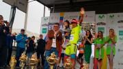 Jorge Montenegro gana Vuelta al Ecuador